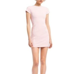 Alice and Olivia Fitted Mini Dress